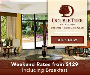 Doubletree by Hilton Boston Bedford Glen - Weekend Rates from $129! Click here to book your stay.