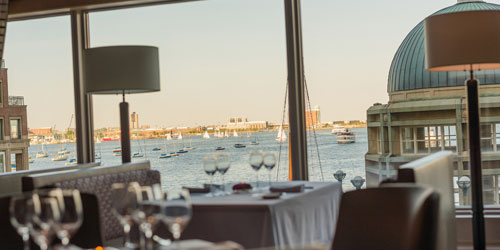 Water View from Meritage 500x250 - Boston Harbor Hotel - Boston, MA