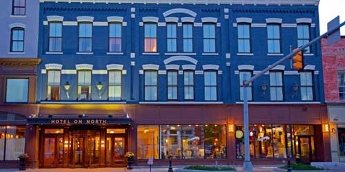 Exterior View - Hotel on North - Pittsfield, MA