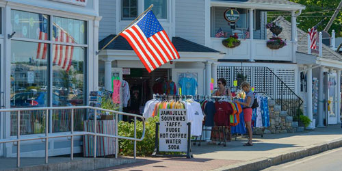 Summer Shopping 500x250 - Destination Plymouth - Plymouth, MA