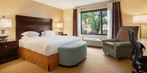 King Suite 500x250 - Doubletree Boston Bedford Glen - Bedford, MA