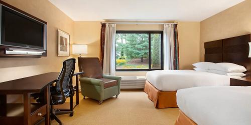 Double Room 500x250 - Doubletree Boston North Shore - Danvers, MA