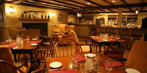 Publick House Historic Inn On the Common Dining  Sturbridge MA