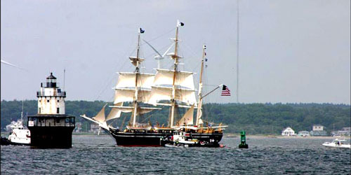 New Bedford Whaling National Historical Park in Massachusetts