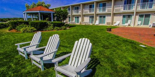 Lawn Chairs - Riverview Resort - South Yarmouth, MA