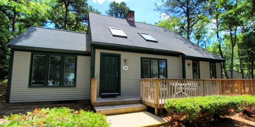 Condo Rental - Cape Cod Holiday Estates - Mashpee, MA