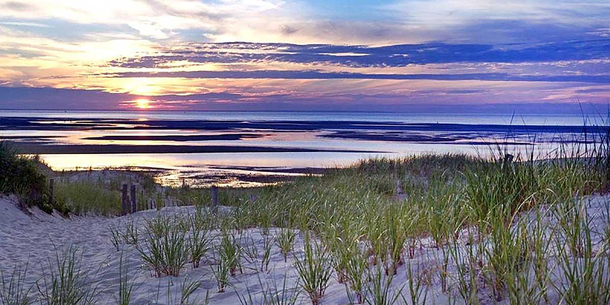 Island Off Massachusetts Coast South Of Cape Cod
