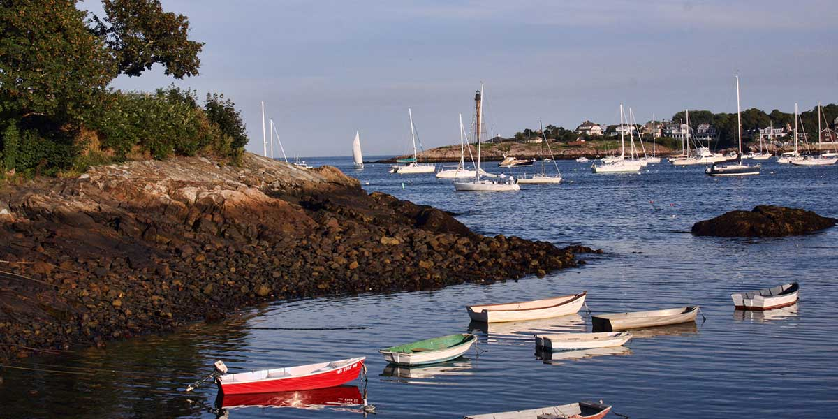 Marblehead Harbor - Joe Puleo