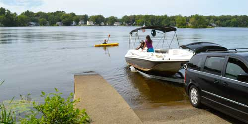 Boat Ramps in Massachusetts