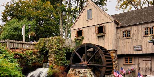 Plymouth Grist Mill-credit-Plimouth Plantation