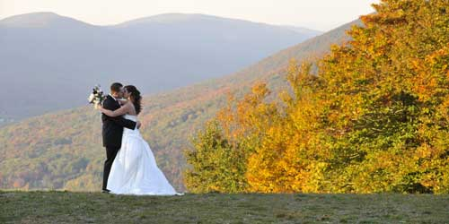 Jiminy Peak Mountain Resort Unique Wedding Venues Hancock MA