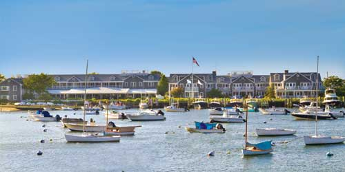 Nantucket Island Resorts and Hotels Waterfront Lodging Nantucket MA