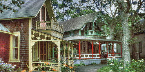 Massachusetts Historic Homes And Sites Tourist Guide