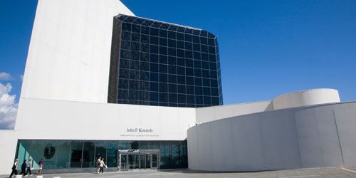 jfk presidential library -credit-Great Boston CVB
