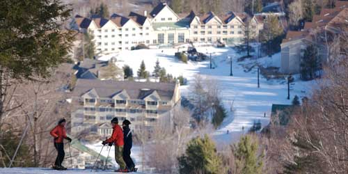 Ski Areas Ski Resorts Mountains In Ma