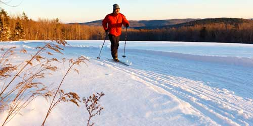 ma cross country ski areas