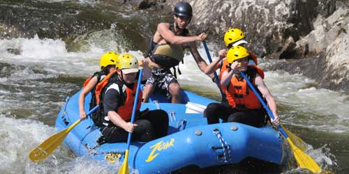 Zoar Outdoor Rafting Charlemont MA
