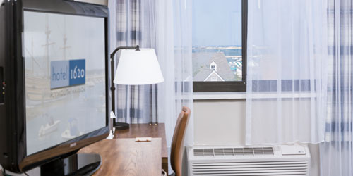 City View Room - Hotel 1620 - Plymouth, MA