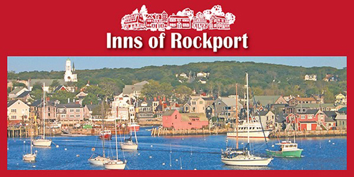 Logo & Harbor View - Inns of Rockport - Rockport, MA