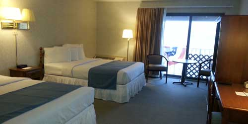 Pilgrim Sands on Long Beach Guestroom Plymouth MA