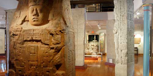 Peabody Museum of Archaeology & Ethnology Encounters Cambridge MA