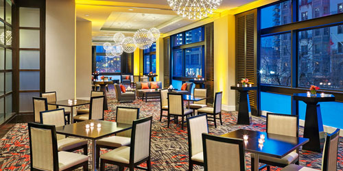 Casual Dining at the Huntington Room - Westin Copley Place - Boston, MA