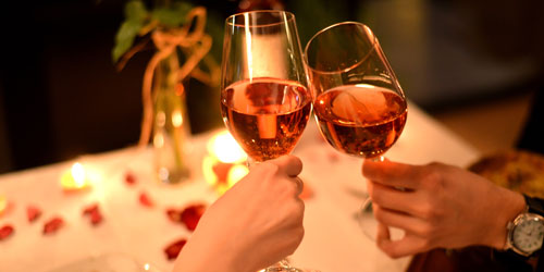Wine & Rose Petals - Oak & Spruce Resort - Holiday Inn Club Vacations - South Lee, MA