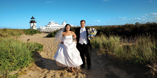 Beach Wedding - White Elephant - Nantucket, MA