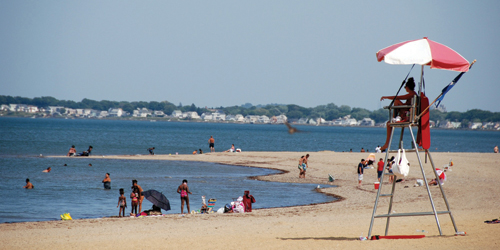Wollaston Beach - Discover Quincy - Quincy, MA