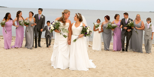 Two Brides - Cape Codder Resort & Spa - Hyannis, MA
