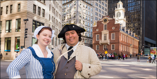 freedom trail guided tours