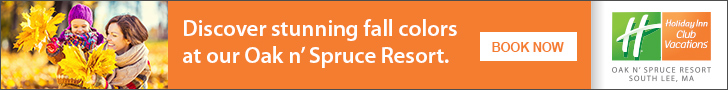 Discover Stunning Fall Colors at Oak & Spruce Resort - a Holiday Inn Club Vacations Destination
