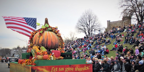 America's Hometown Thanksgiving Celebration & Parade - Plymouth County, MA