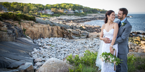 Matt & Molly's Wedding - Emerson Inn - Rockport, MA