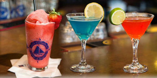 Colorful Cocktails - Salem Waterfront Hotel - Salem, MA