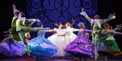 cinderella at the colonial theatre