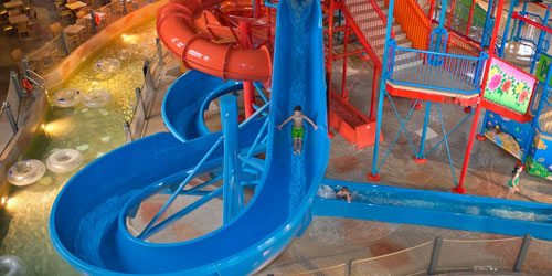Coco Key Water Park - Doubletree Boston North Shore - Danvers, MA