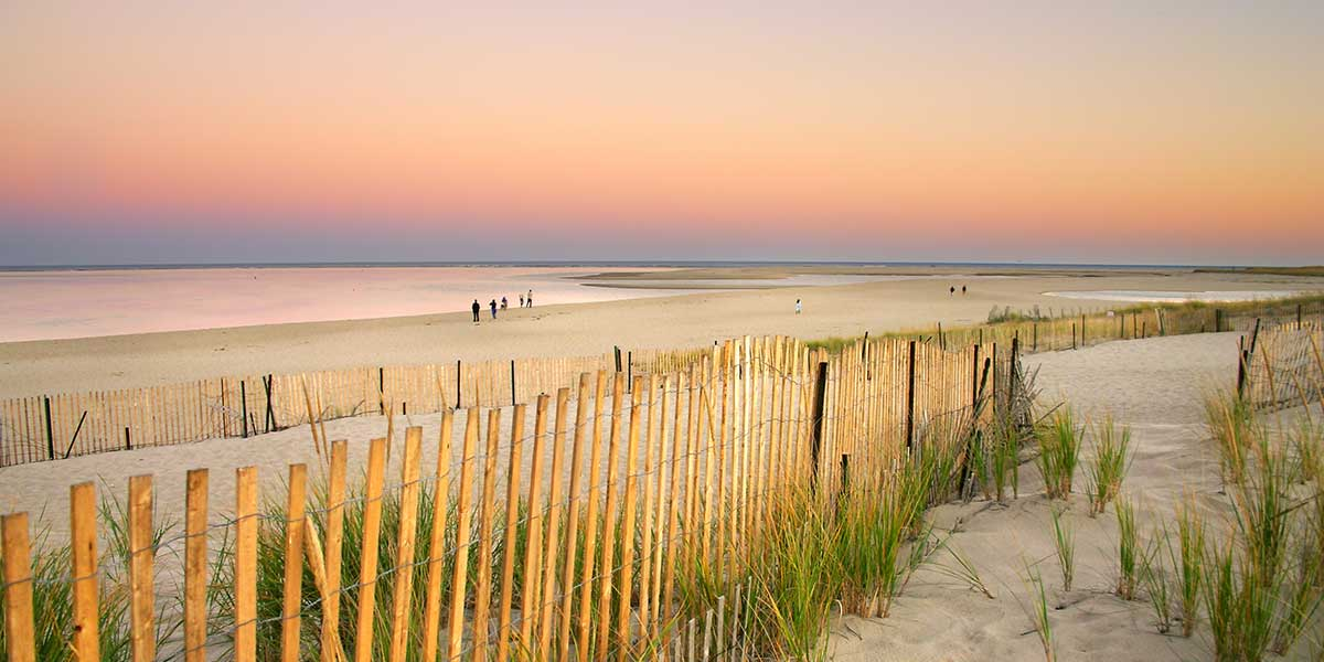 Massachusetts Beach