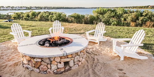 Beach Firepit - Innseason Resorts Surfside - Falmouth, MA