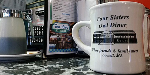 Four Sisters Owl Diner