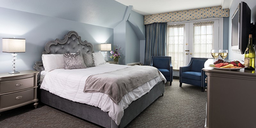 Deluxe Room - Dan'l Webster Inn & Spa - Sandwich Village, MA