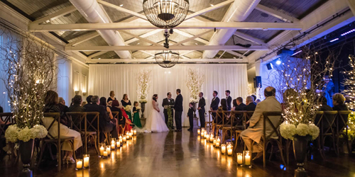 Ballroom Wedding Ceremony - The Nantucket Hotel & Resort - Nantucket, MA