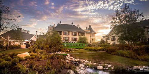 Exterior View - Mirbeau Inn & Spa - Plymouth, MA