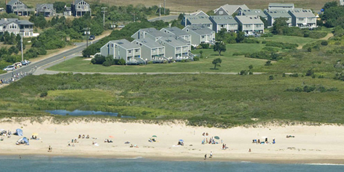 Vacation Rentals & Beach - Winnetu Oceanside Resort - Edgartown, MA
