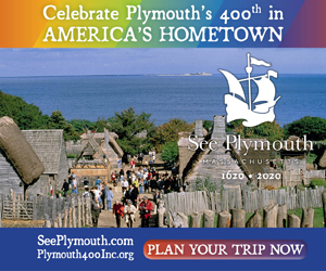 See Plymouth - History is Just the Beginning