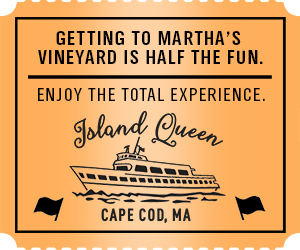 Marthas Vineyard Ferry Island Queen