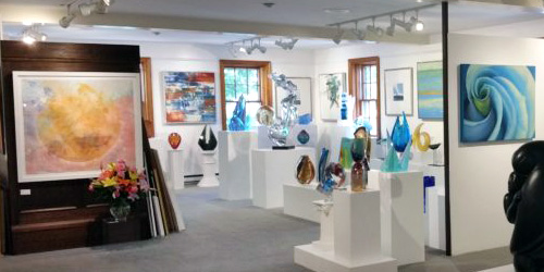 gallery in nantucket