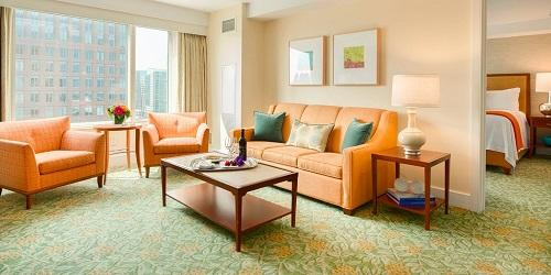 Luxe Suites - Seaport Hotel Boston - Boston, MA