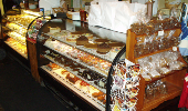 Bakery Case - Publick House Historic Inn - Sturbridge, MA