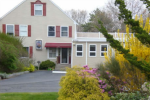 Spring Front View - Viking Shores Motor Inn - North Eastham, MA